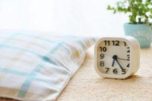 睡眠時間のベストは何時間?あなたに合った睡眠時間の診断方法
