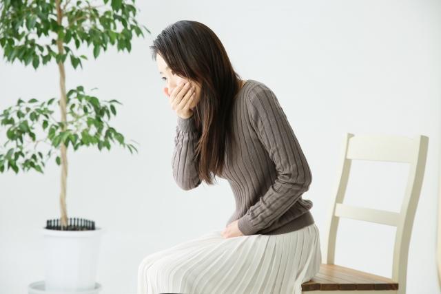 急性胃腸炎の原因はストレスだった!?発症期間や症状とは