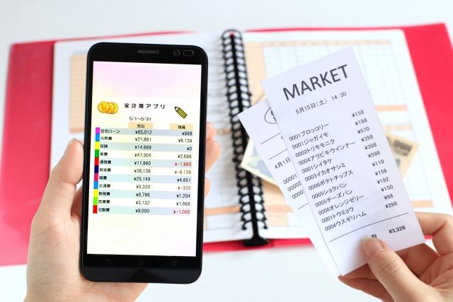 家計簿アプリ!無料で人気のものや主婦におすすめアプリを紹介!