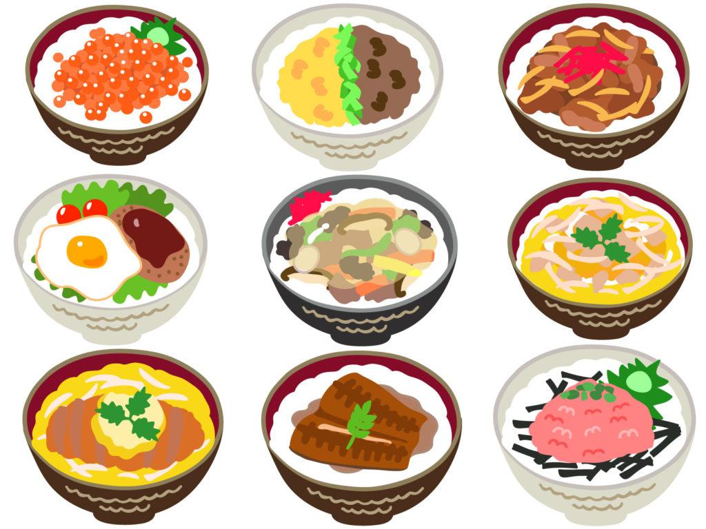 炭水化物の多い食品、主食で多いのは何?