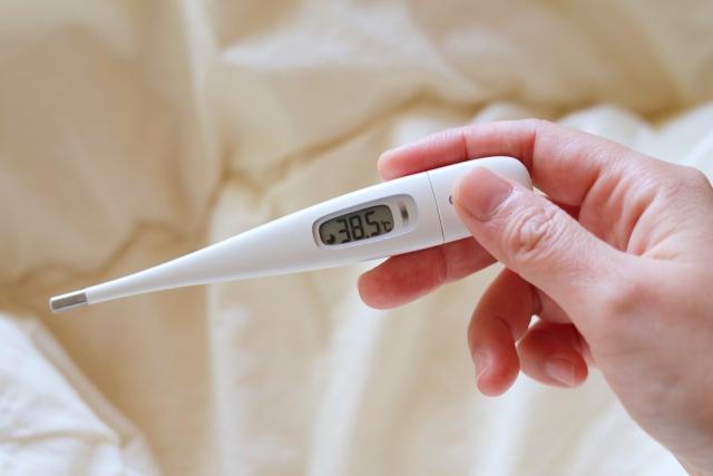 体温計の測り方、正確に体温を測る方法