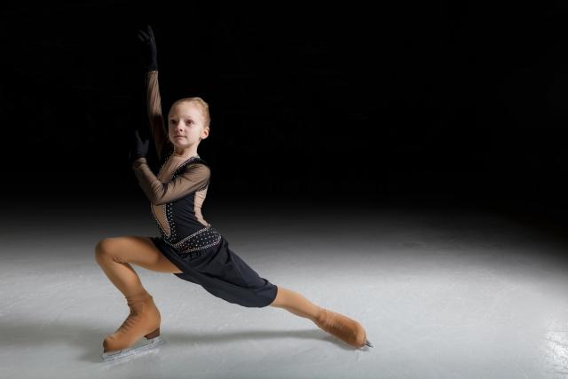 子供の習い事のフィギュアケートの月謝は?いつから始められる?