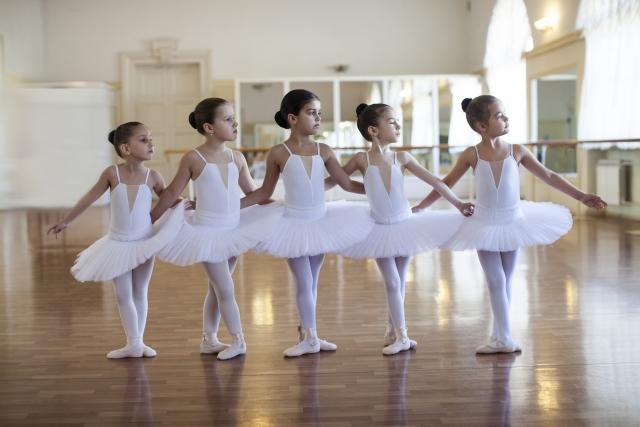 子供の習い事でバレエの費用はどのくらい?