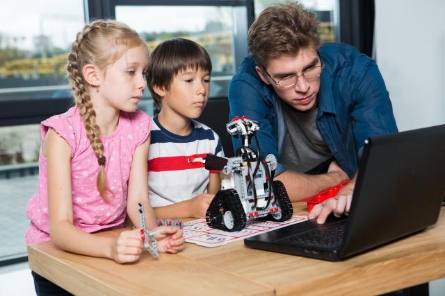 子供のロボット教室プログラミング教室3選